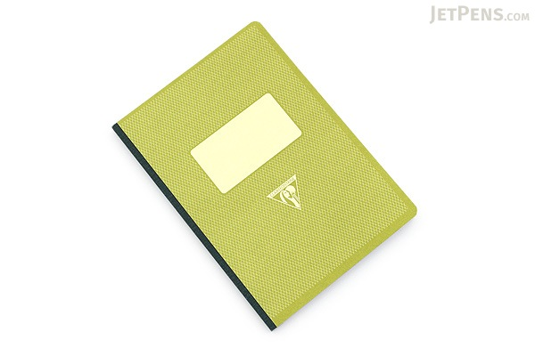 Collection 1951 Clothbound Notebook - A5 - Lined - Green