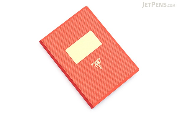 Collection 1951 Clothbound Notebook - A5 - Lined - Red Coral